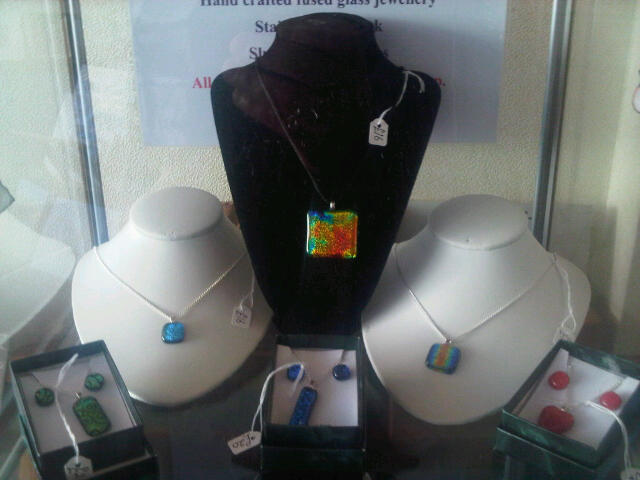Bembridge Art Glass. Stained glass, Jewelry and other glass items by Marilyn Goodwin
