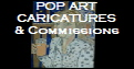 Pop Art  Caricatures and Commissions, Photo pop Art, Pop Art Caricatures and Commissions