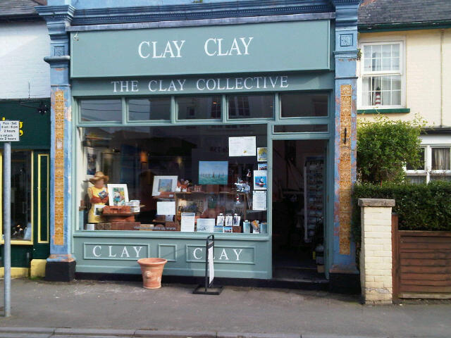 ClayClay, 15 High St, Bembridge, Isle of Wight PO35 5SD