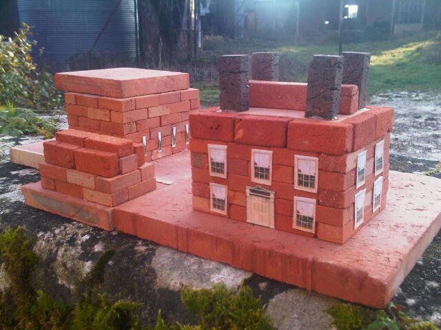 Toy Clay Brick Kits