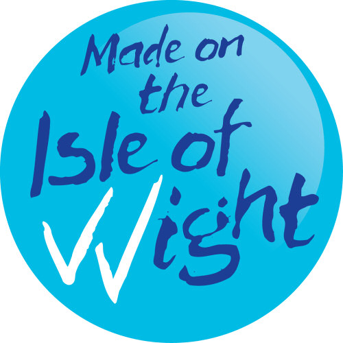 Made on the Isle of Wight. Everthing is made on the Isle of Wight