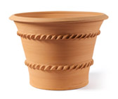 Large Pastry Pot (2nd) . 440mm High. Diameter 700mm (at top) . Direct from Clay Clay Shop £129.99.