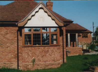 A115 York Handmade Brick 65mm Old Clamp Blend, Wickford, Essex