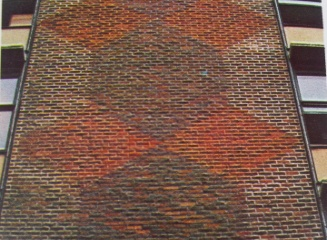Same brick different mortar!. School St Johns Wood, London. Architect D Mills